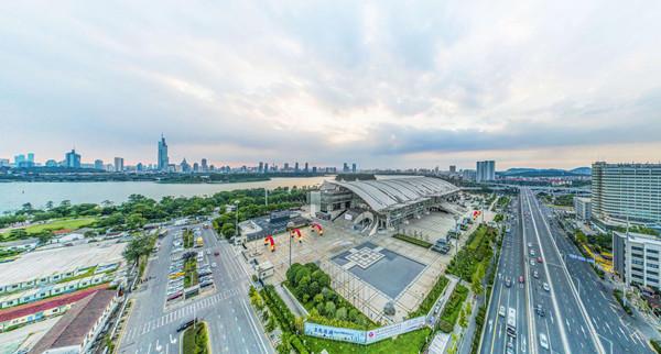 南京会展中心,活动场地租赁