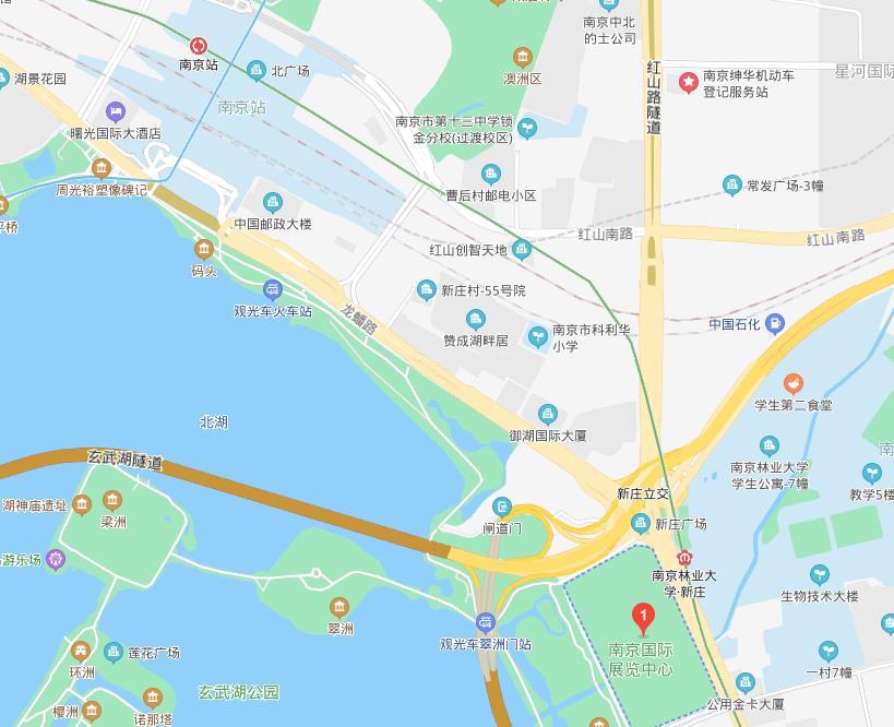 南京论坛峰会场地